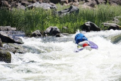 Still not in river position